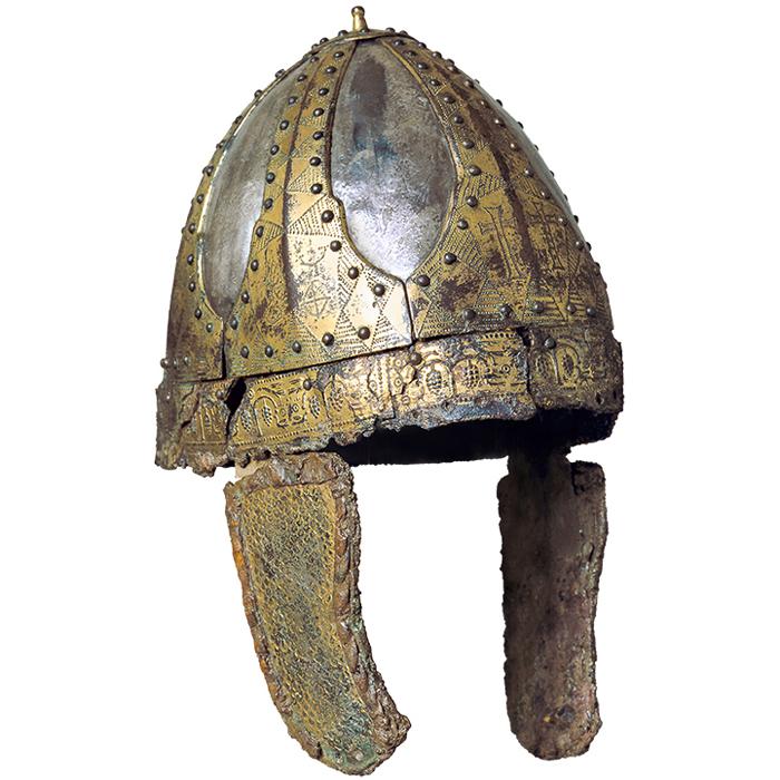 Westliche Grabfunde zeugen von den Leistungen germanischer Fürsten in der byzantinischen Armee © GDKE, Landesmuseum Mainz, Foto: U. Rudischer