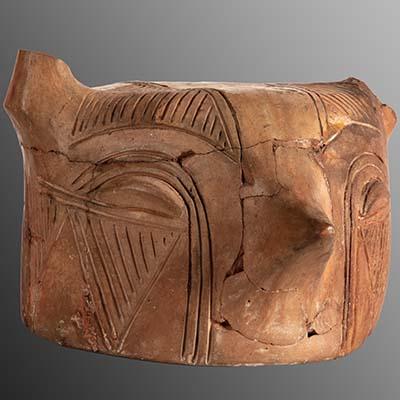 In Vinča bei Belgrad befand sich einst eine der bedeutendsten jungsteinzeitlichen Siedlungen Europas.  © Late Neolithic and Eneolithic Collection, National Museum in Belgrade