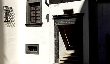 Kleiner Arkadenhof © Nafez Rerhuf