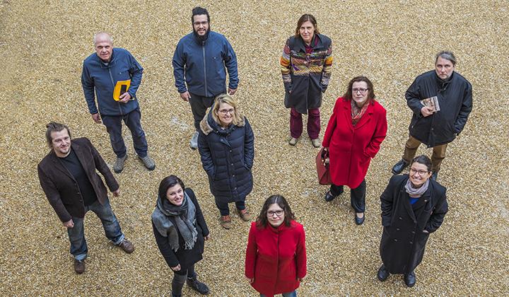 Team Kulturvermittlung 2018