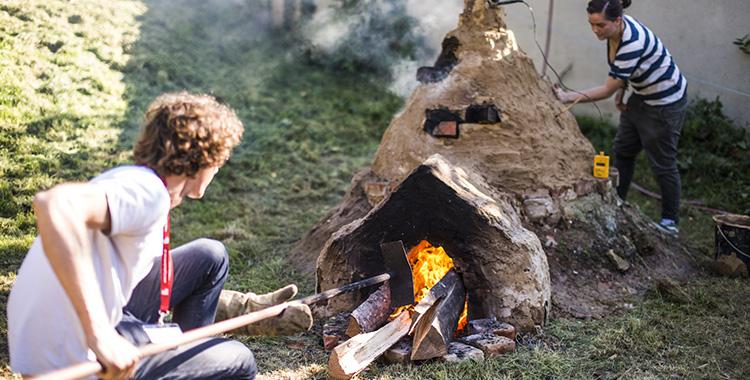 Terracotta burn © photo-graphic-art